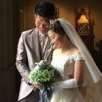 夢のような1日♡結婚式挙げました!