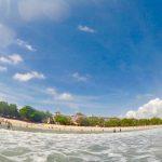 波乗り!バリのビーチでサーフィン体験をしてみた!