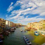 水の都、ヴェネチアでナンパ待ち。
