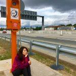 ドイツの高速道路で事故を起こした話