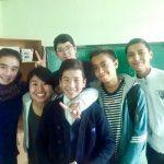 リシタンの日本語学校、Noriko学級へ!【ウズベキスタン】