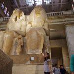 考古学博物館で見たもの。ツタンカーメンに会いに。【エジプト・カイロ】