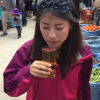 ウユニの町で、ポコチ〇チ〇を飲んでみた。