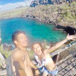 アシカと泳げる!サンクリストバルのビーチでシュノーケル!【ガラパゴス】